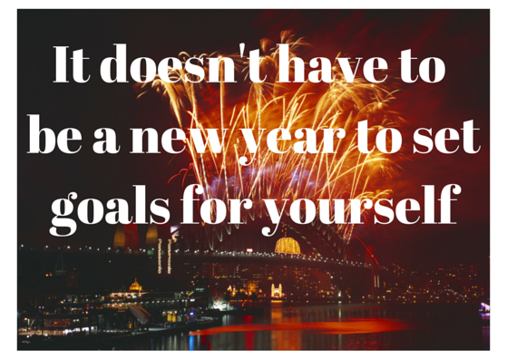 2016 – The year of success – The year of setting goals